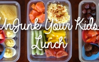 UnJunk Your Kids Lunch