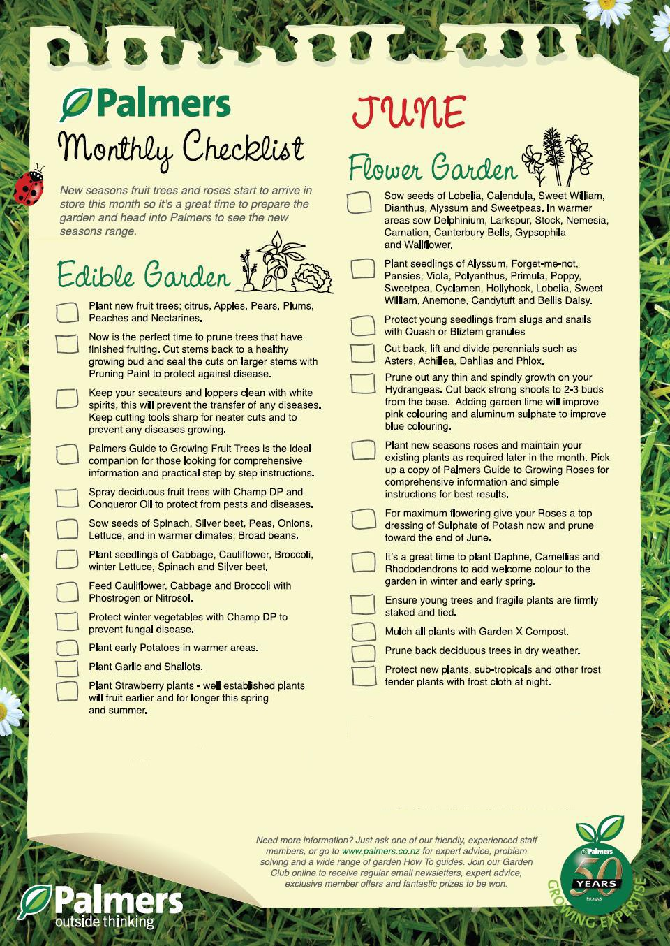 Download Checklist