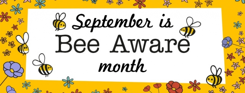 We're Buzzing About Bee Aware Month!