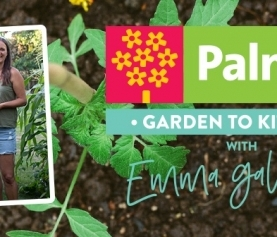 Palmers Garden to Kitchen with Emma Galloway – Labour Weekend Planting