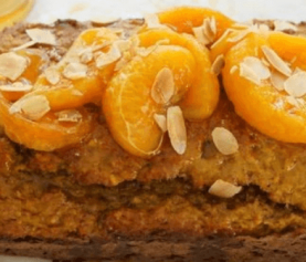 Mandarin and Almond Cake