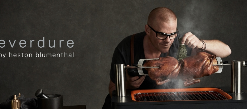 Everdure by Heston Blumenthal BBQ Range