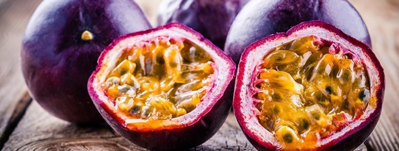 Passionate about passionfruit