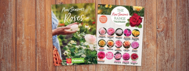 New Season's Rose Catalogue