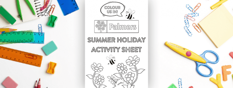 Summer Holiday Activity Sheet