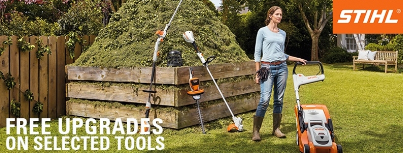 STIHL Latest Promotion